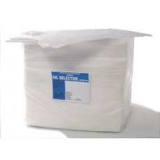 Oil absorbent antistatic pads